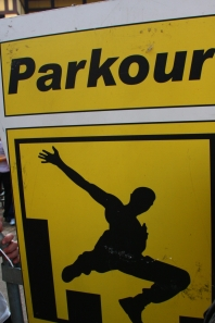 Rencontre de Parkour
