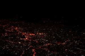 São Paulo vue du ciel