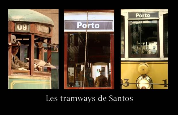 Les tramways de Santos